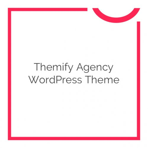Themify Agency WordPress Theme 1.9.2