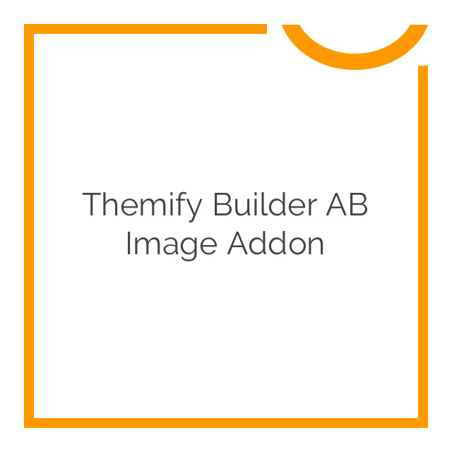 Themify Builder AB Image Addon 1.1.1