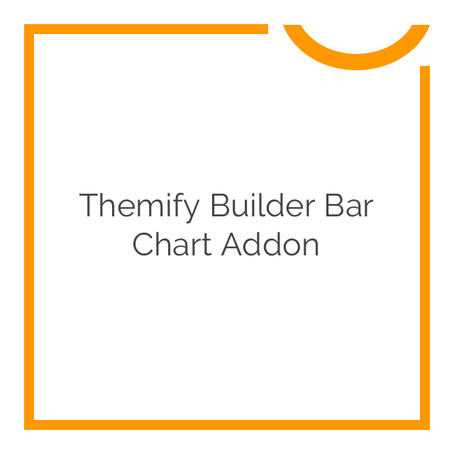 Themify Builder Bar Chart Addon 1.0.7