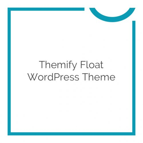 Themify Float WordPress Theme 1.1.9