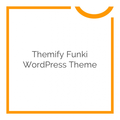 Themify Funki WordPress Theme 2.0.6