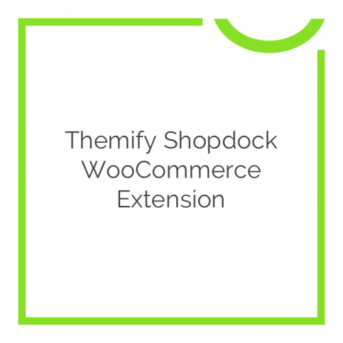 Themify Shopdock WooCommerce Extension 1.1.3