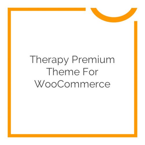 Therapy Premium Theme for WooCommerce 1.4.0