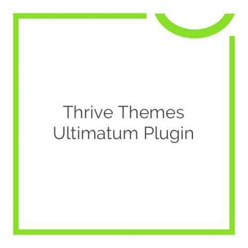Thrive Themes Ultimatum Plugin 2.0.16