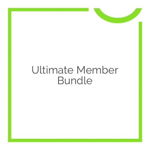 Ultimate Member Bundle 2017