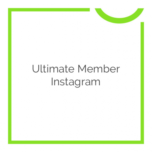 Ultimate Member Instagram 2.0.0
