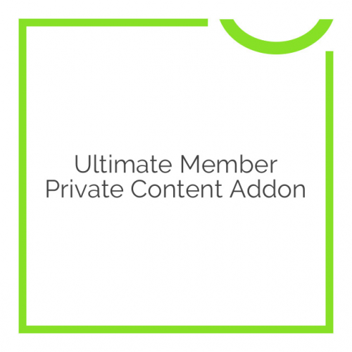 Ultimate Member Private Content Addon 2.0.0