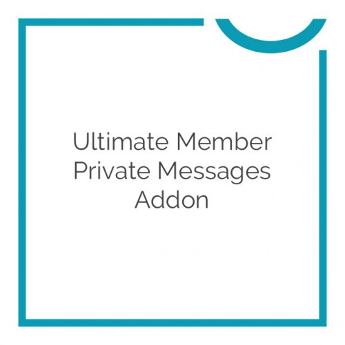 Ultimate Member Private Messages Addon 2.0.0
