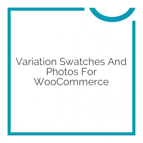 Variation Swatches and Photos for WooCommerce 3.0.5