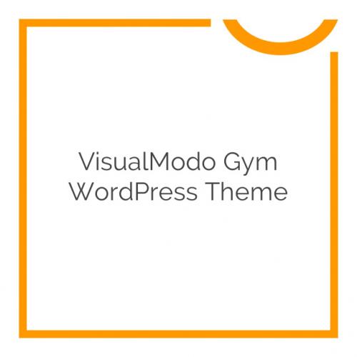 VisualModo Gym WordPress Theme 9.2.2