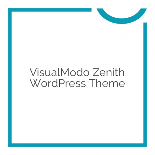 VisualModo Zenith WordPress Theme 7.2.2