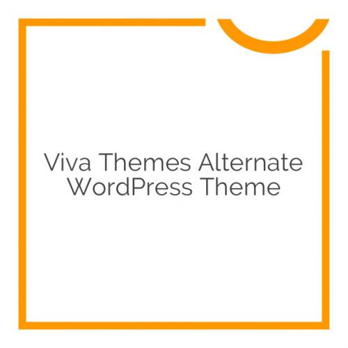 Viva Themes Alternate WordPress Theme 2.0.1