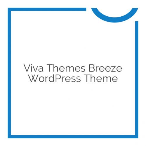 Viva Themes Breeze WordPress Theme 1.0.0