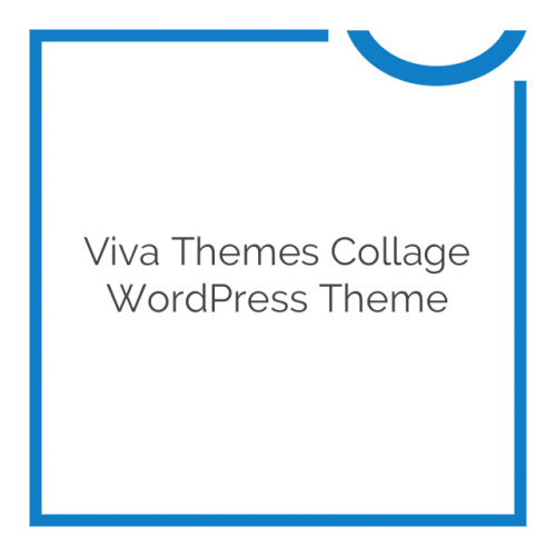 Viva Themes Collage WordPress Theme 1.0.0