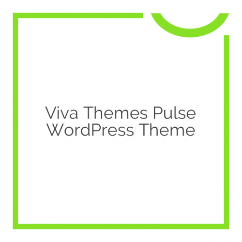 Viva Themes Pulse WordPress Theme 1.1.0