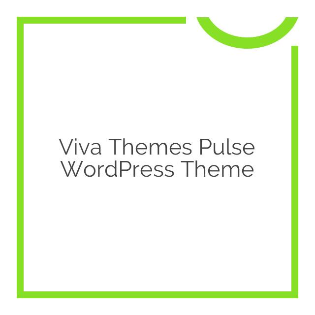 Viva Themes Pulse WordPress Theme 1.1.0