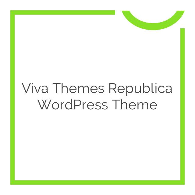 Viva Themes Republica WordPress Theme 4.0.0