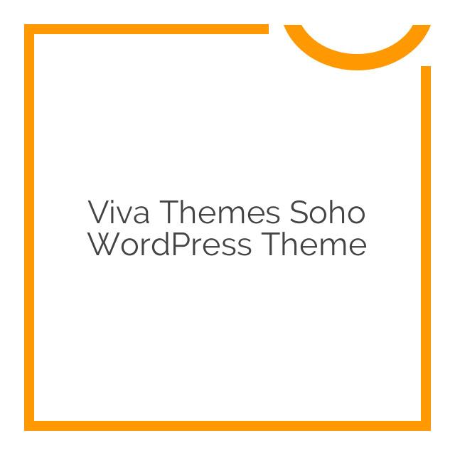 Viva Themes Soho WordPress Theme 2.2.0