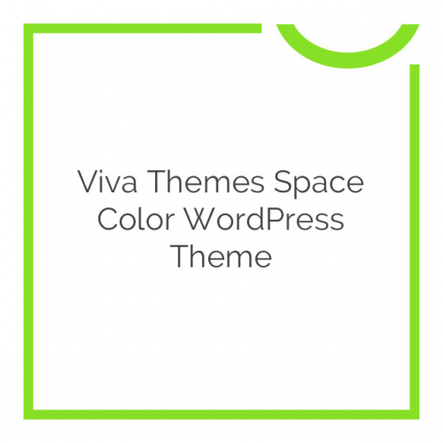 Viva Themes Space Color WordPress Theme 3.0.0