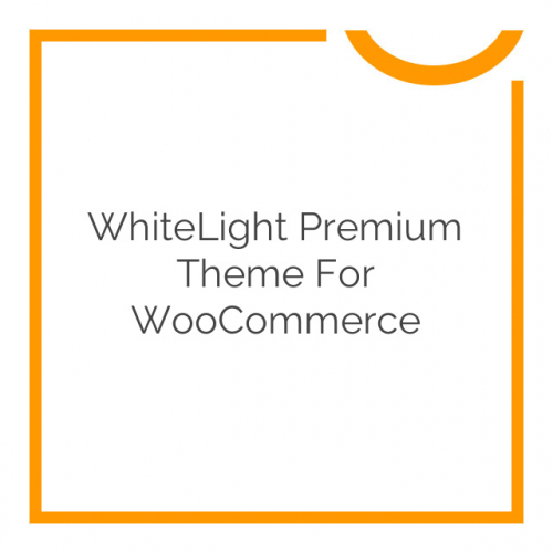WhiteLight Premium Theme for WooCommerce 1.5.13