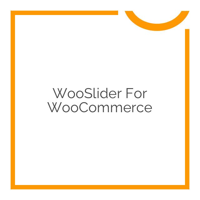 WooSlider for WooCommerce 2.4.2