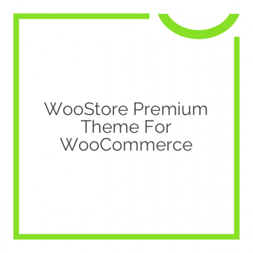 WooStore Premium Theme for WooCommerce 1.8.4