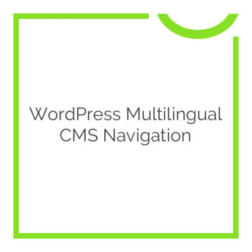 WordPress Multilingual CMS Navigation 1.4.21