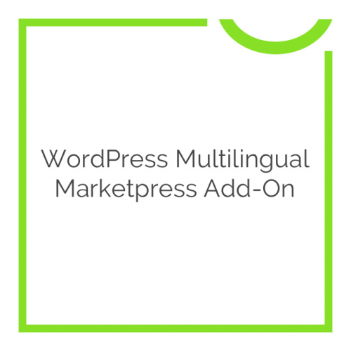 WordPress Multilingual Marketpress Add-On 1.1.4