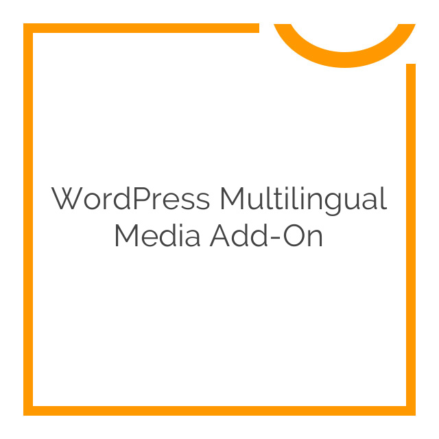 WordPress Multilingual Media Add-On 2.2.1
