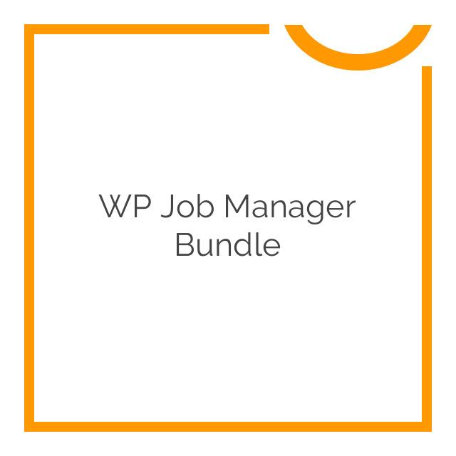 WP Job Manager Bundle 2017