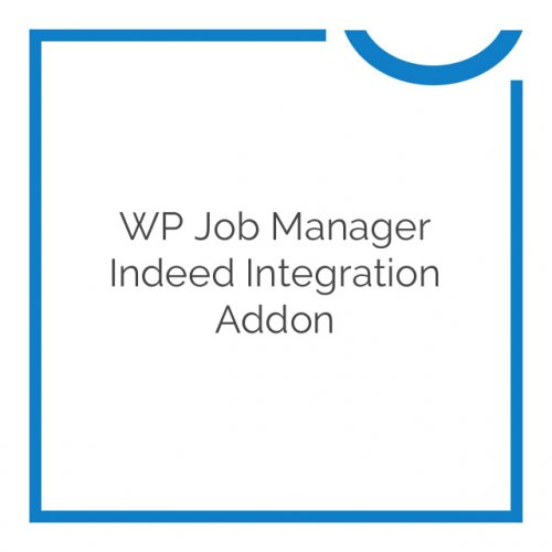 WP Job Manager Indeed Integration Addon 2.2.0