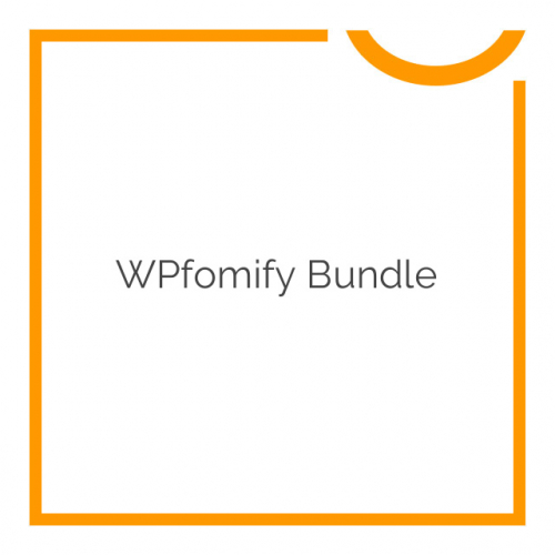 WPfomify Bundle 2017