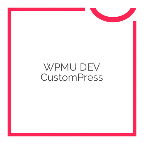 WPMU DEV CustomPress 1.3.7