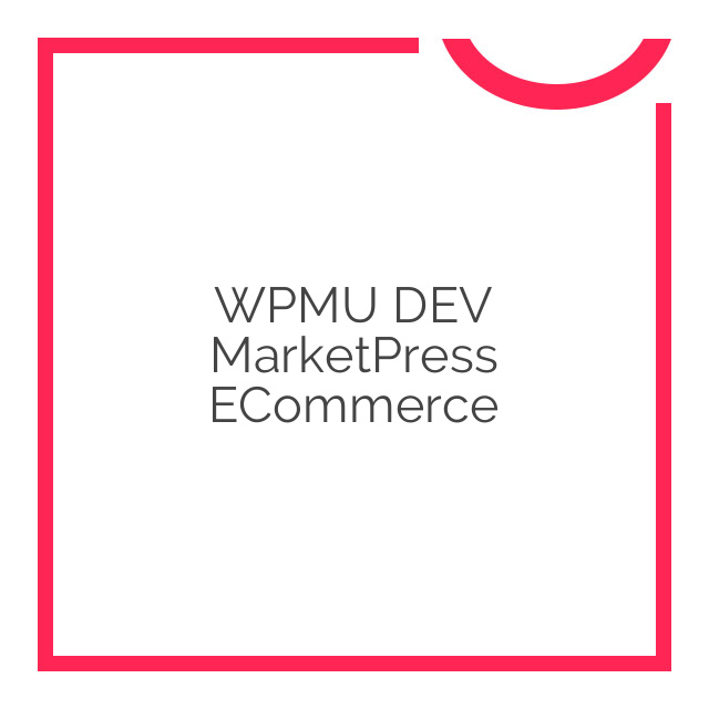 WPMU DEV MarketPress eCommerce 3.2.7