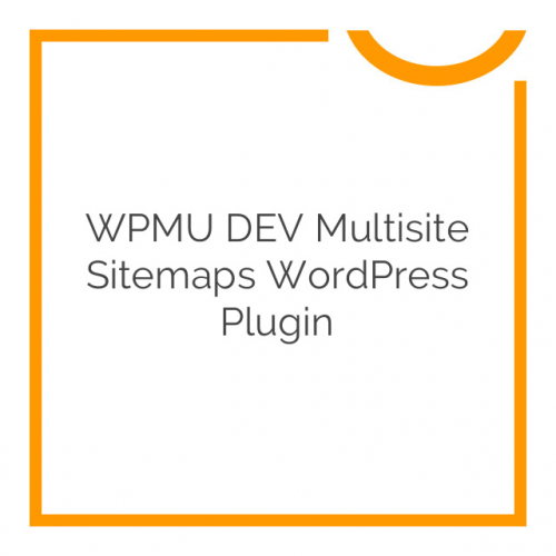 WPMU DEV Multisite Sitemaps WordPress Plugin 1.1