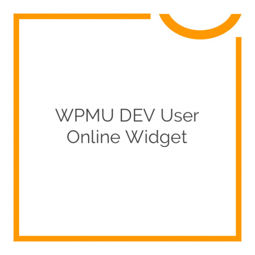 WPMU DEV User Online Widget 1.0.1.3