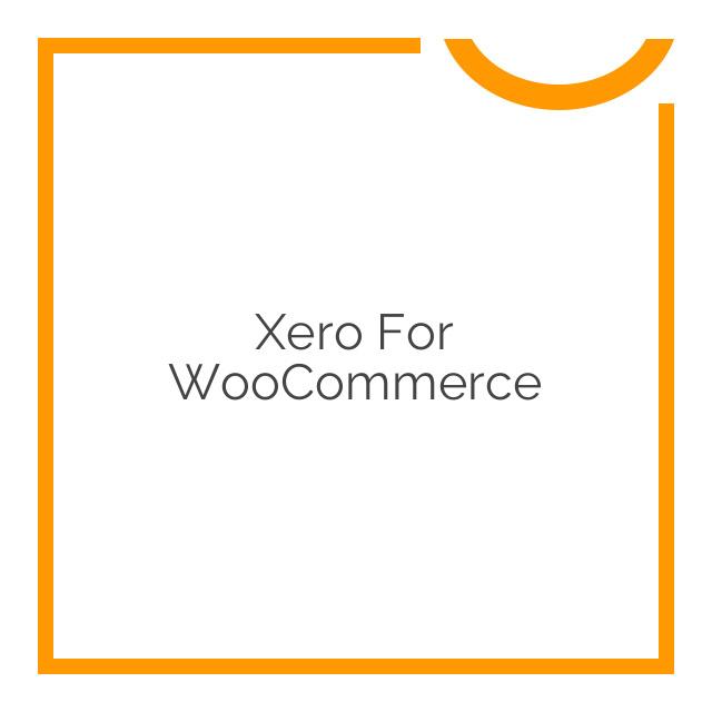 Xero for WooCommerce 1.7.10