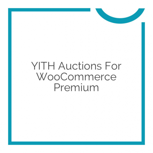 YITH Auctions For WooCommerce Premium 1.1.11