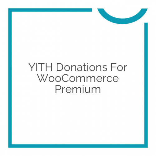 YITH Donations For WooCommerce Premium 1.0.15