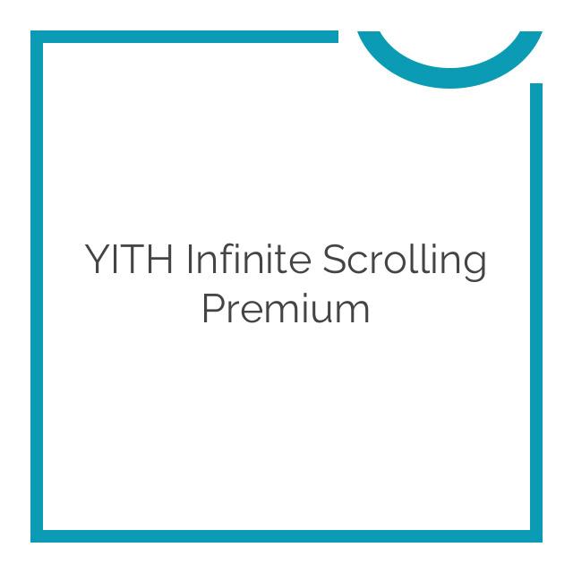 YITH Infinite Scrolling Premium 1.2.1