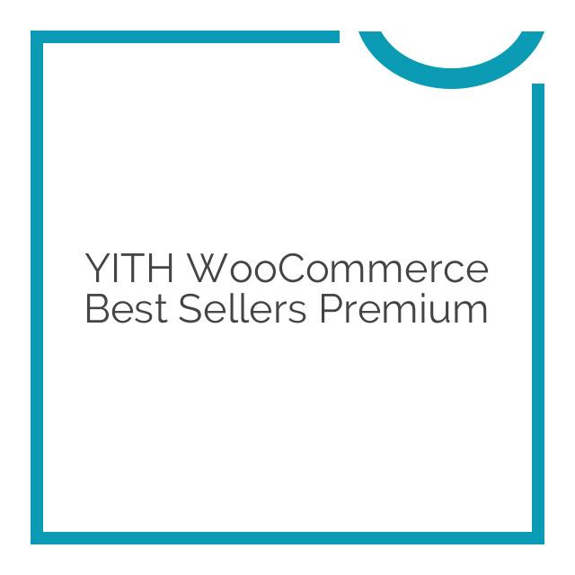 YITH WooCommerce Best Sellers Premium 1.1.1