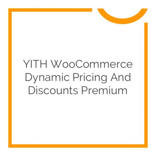 YITH WooCommerce Dynamic Pricing and Discounts Premium 1.4.2