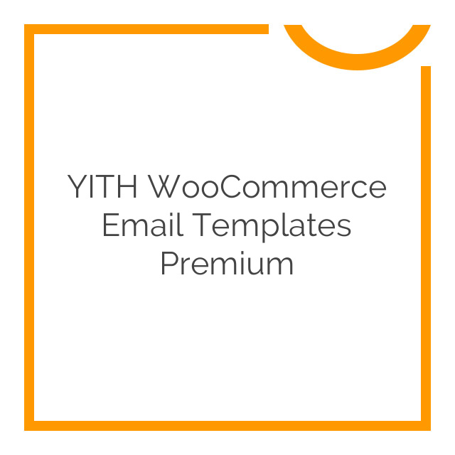 YITH WooCommerce Email Templates Premium 1.3.7