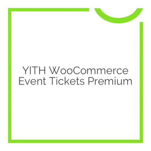 YITH WooCommerce Event Tickets Premium 1.1.5
