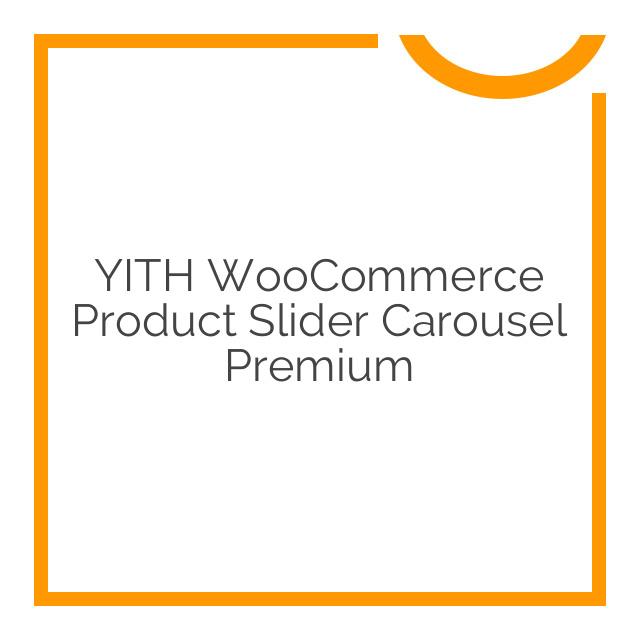 YITH WooCommerce Product Slider Carousel Premium 1.0.20