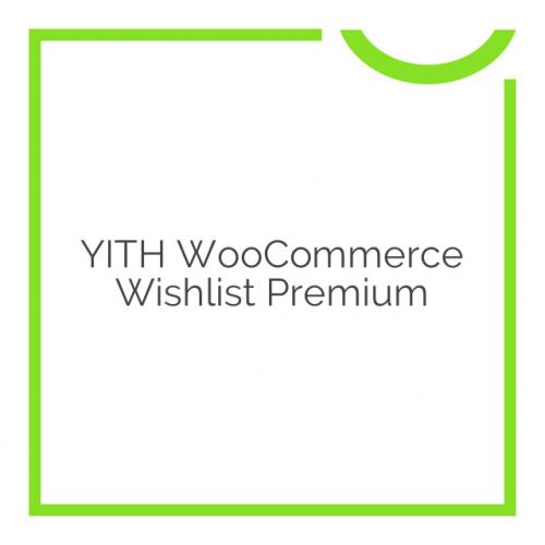 YITH WooCommerce Wishlist Premium 2.1.2