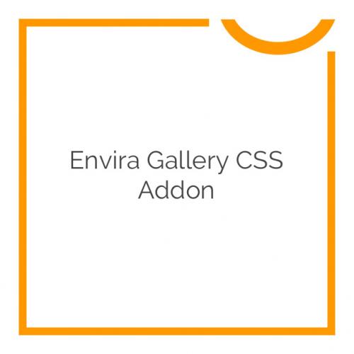 Envira Gallery CSS Addon 1.2.0
