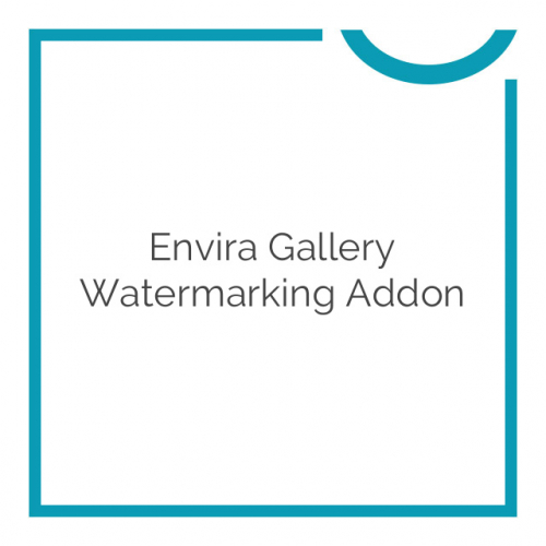 Envira Gallery Watermarking Addon 1.2.0