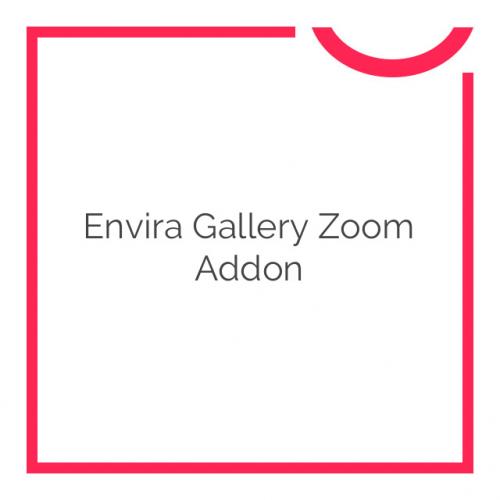 Envira Gallery Zoom Addon 1.2.0