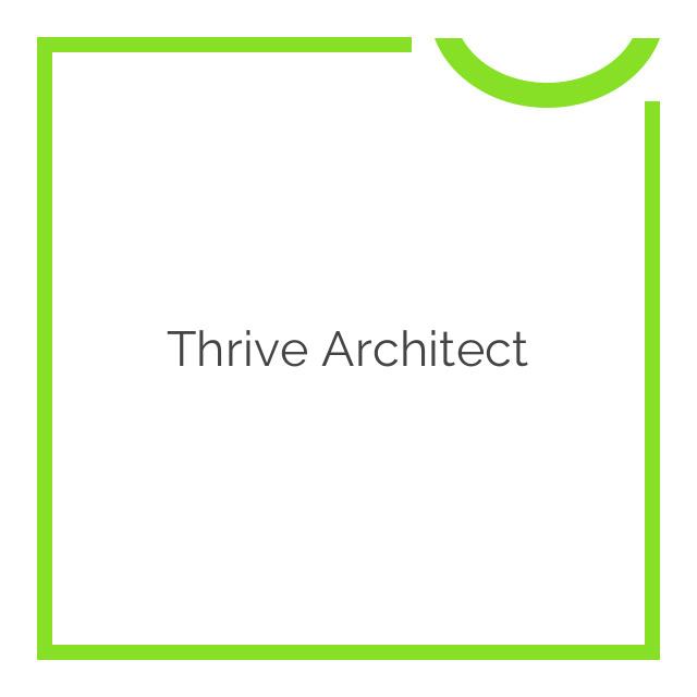 Thrive Architect 2.0.20
